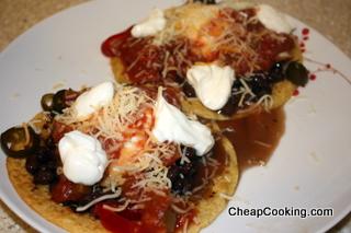 Recipe: Gringo's Huevos Rancheros from the Pantry