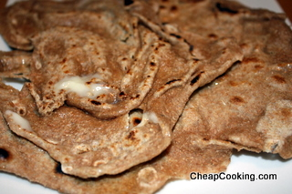 Chapati: Indian Bread