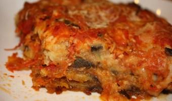 Summer Marinara Sauce for Eggplant & Zucchini Parmesan