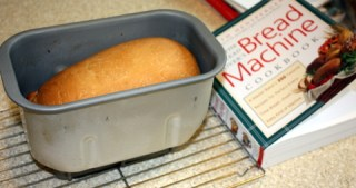 Baking Bread: My New Bread Machine
