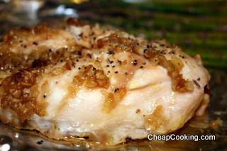 Garlic and Brown Sugar Chicken