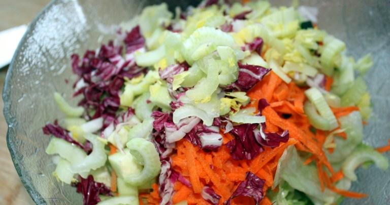 Macheesmo's House Salad Dressing