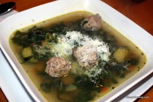 Lidia's Italian Wedding Soup Recipe