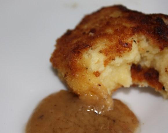 potato croquette