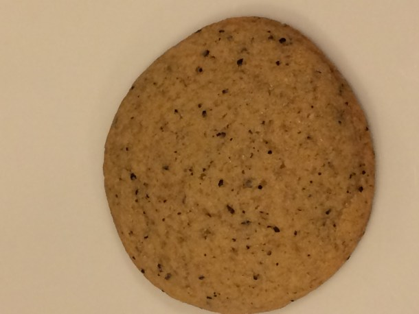 Coffee Malted Cookie