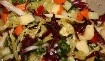 Linda's Bean Salad