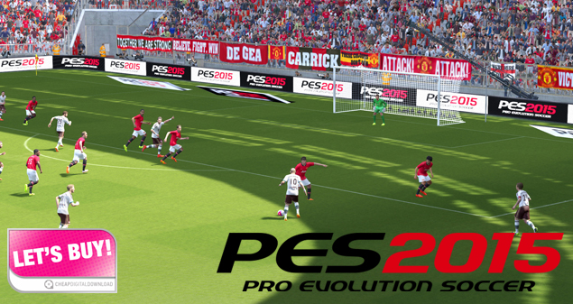 Quick Guide How To Buy PES 2015 CD Key At The Best Price