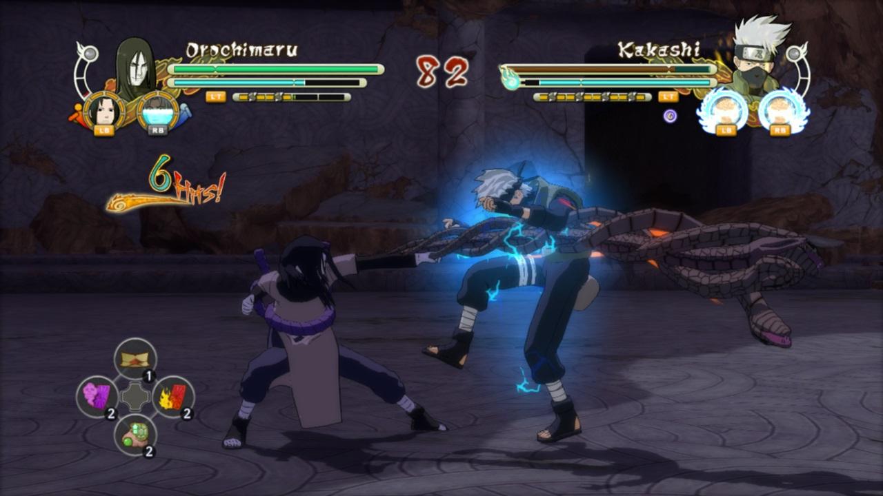 Naruto Shippuden Ultimate Ninja Storm 4 Xbox One Code