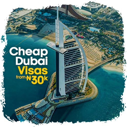 Get Cheapest Dubai Visas at Cheap Dubai Travels