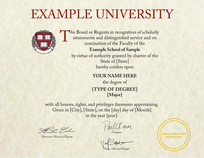 fake diplomas amp certificates college amp university replicas