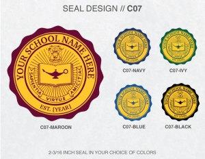 SEAL DESIGN // C07