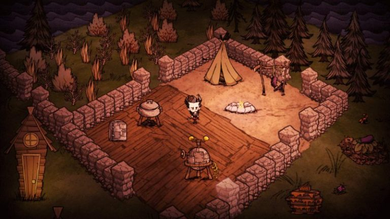 BEST VITA GAMES DONT STARVE