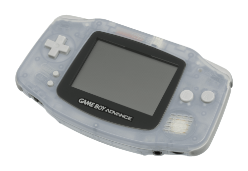 Game boy advance back light screen mod picture ags 101
