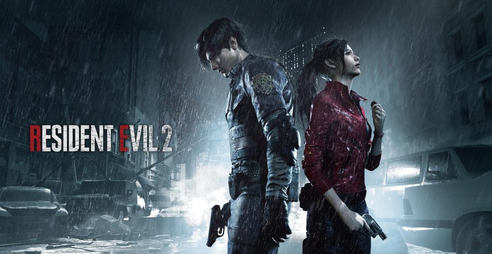 THE BEST HORROR GAMES FOR PS4 - Resident Evil 2