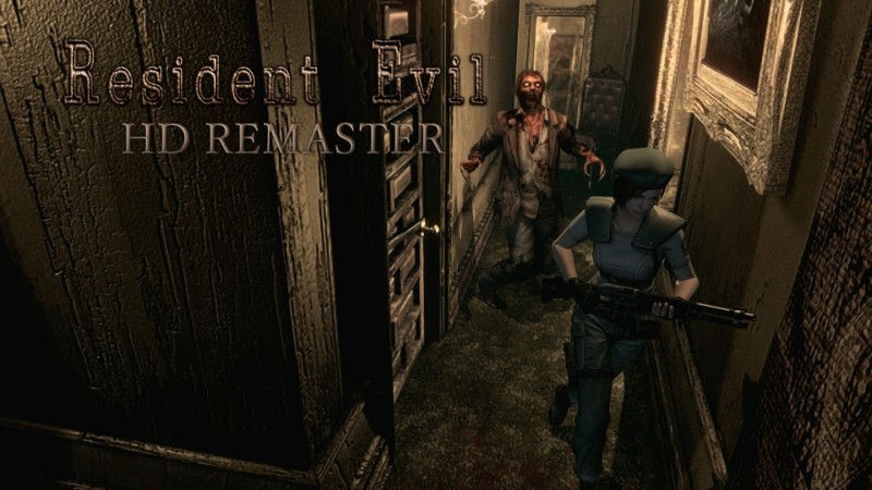 THE BEST HORROR GAMES FOR PS4 - RESIDENT EVIL