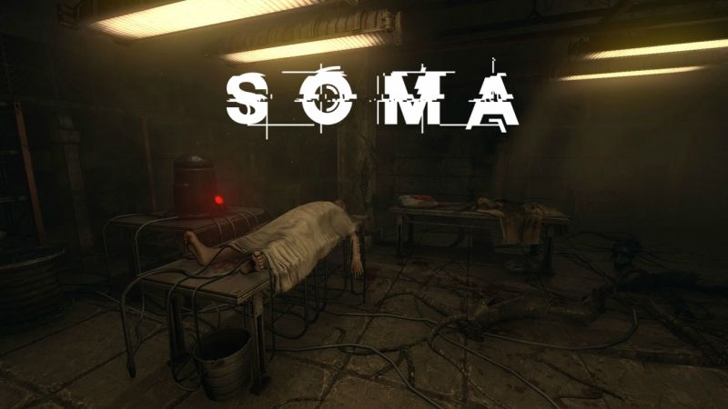 THE BEST HORROR GAMES FOR PS4 - SOMA