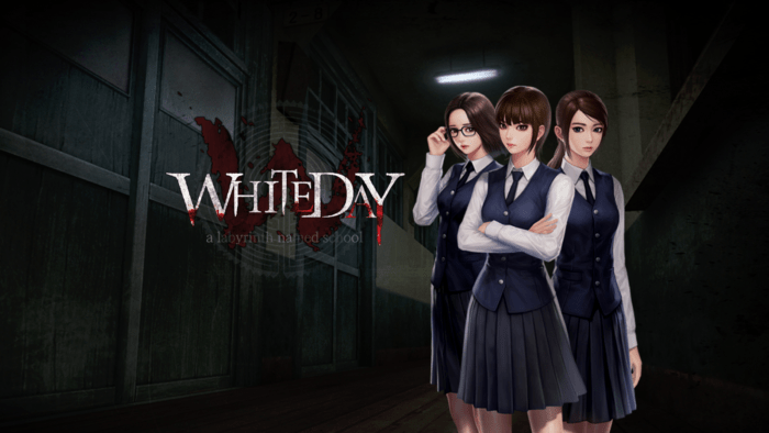 THE BEST HORROR GAMES FOR PS4 - WHITE DAY