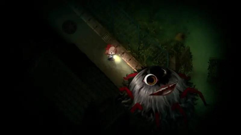 Yomawari-review-big-monster