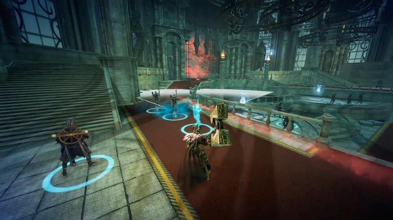 Hell Warders Review Nintendo Switch 2