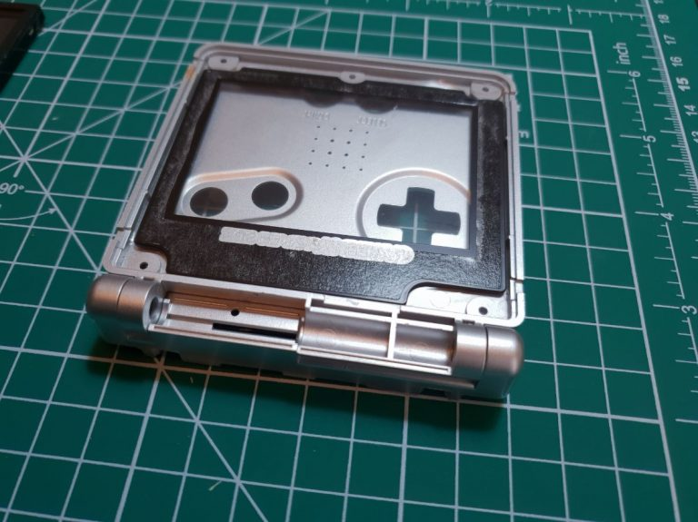 GBA SP SCREEN