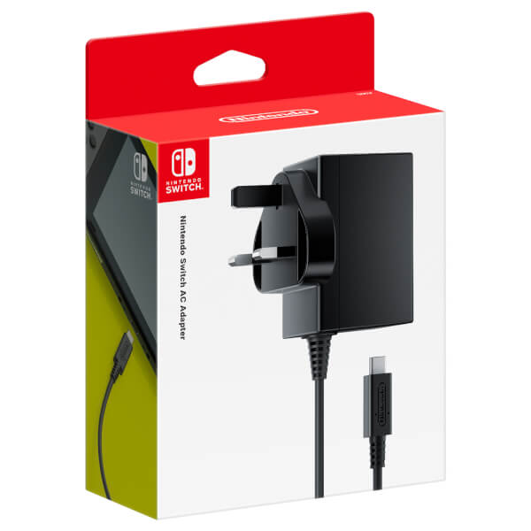 SPAGE NINTENDO SWITCH PLUG