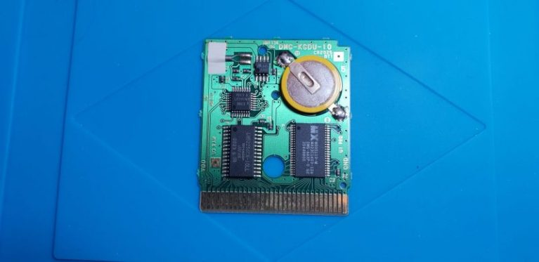 game boy game new battery