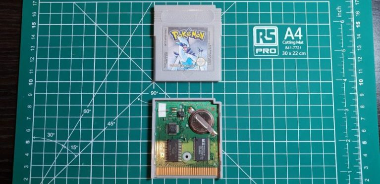 game boy games repair