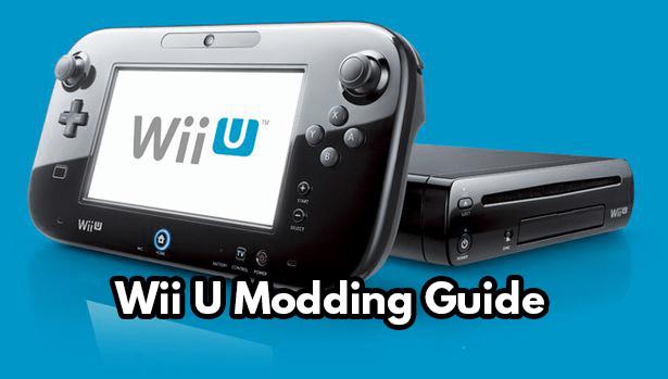 Wii U modding Guide feature