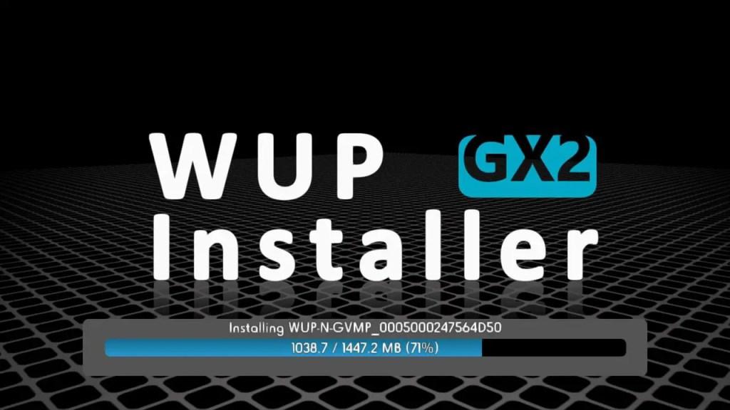GameCube install