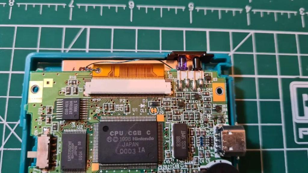 touch sensor GBC 2