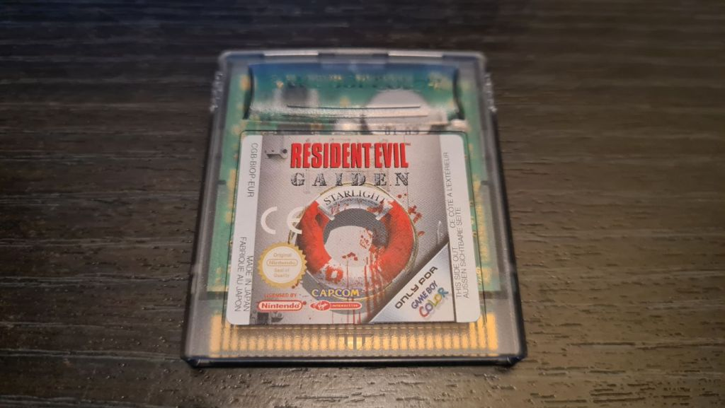 Resident Evil Gaiden Review CART