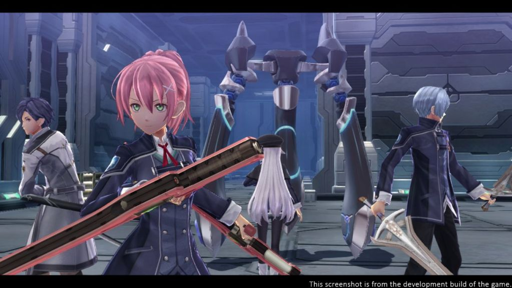 Trails of Cold Steel III Nintendo Switch Performance