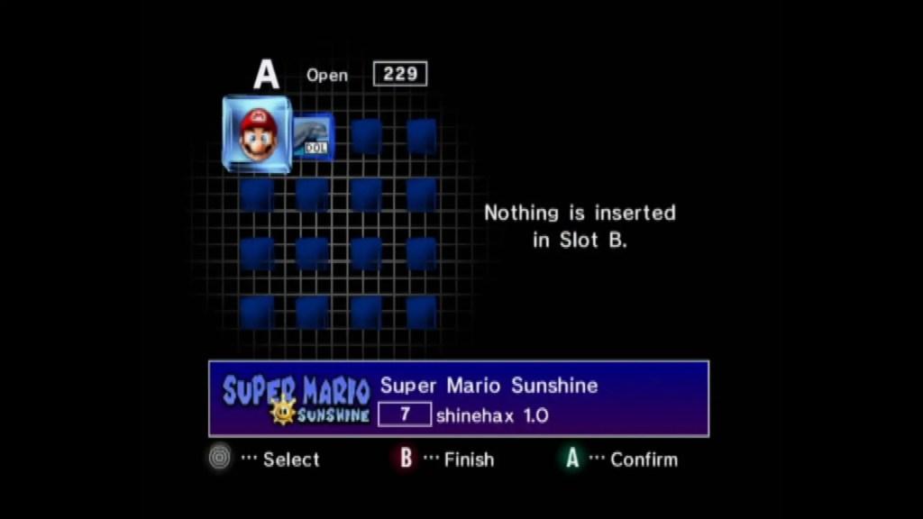 GameCube memory card exploit