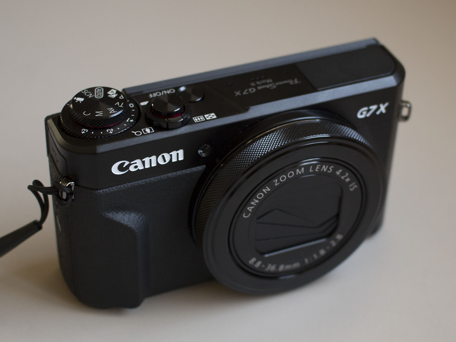 Canon PowerShot G7X Mark II « Cheaper Malice