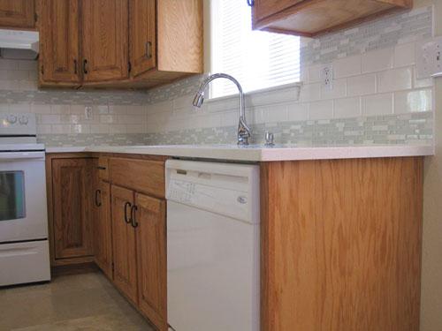 Salpicadero de cer mica de subterr neo y mosaicos para la - Salpicadero cocina ...
