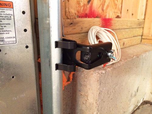 C mo instalar un motor para la puerta del garaje - Motor puerta garaje ...