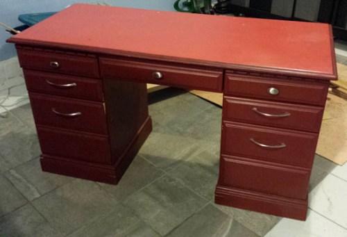 como hacer un escritorio para oficina en casa