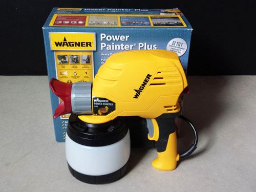 Pulverizador Wagner Power Painter Plus