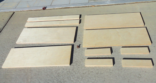 C mo hacer tus propias repisas o estantes flotantes en casa - Como hacer repisas de madera ...