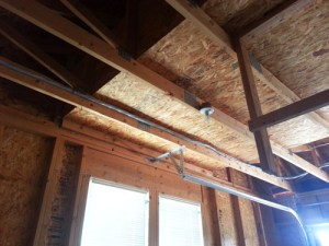 Finishing The Garage Part 1 Insulating And Drywalling Walls And Ceiling