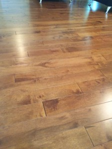 Laying Maple Hardwood Flooring over Plywood