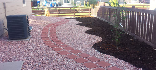Our low maintenance low water no grass landscaping our low maintenance low water no grass landscaping workwithnaturefo