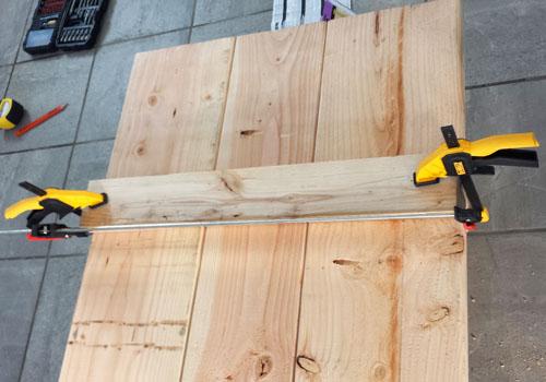 Building a DIY wood desktop
