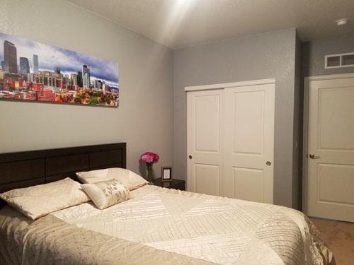 Building a bedroom in basement