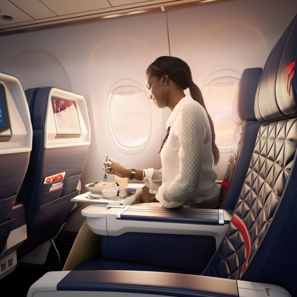 How to Get Upgraded To First Class On Delta
