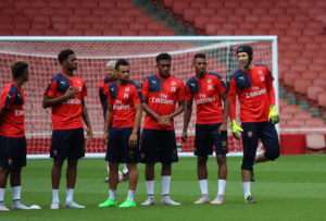 Arsenal To Miss Key Players Against Man-Utd 4