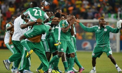 First Batch Of Super Eagles To Arrive London Today 4