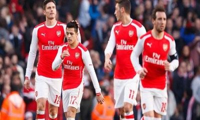 Arsenal's Current Strikers Outguns The 'Invincible' Side Of 2003/04 - Wenger 1