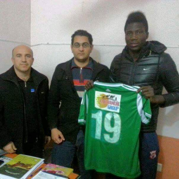 Official : Adebayo Nurudeen Rufai Join Al-Asalah SC 4