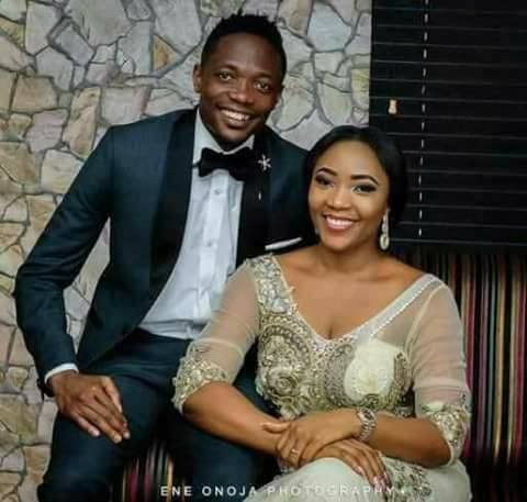 Breaking ! Ahmed Musa Marries New Wife Juliet Ejue - Watch The Video 8